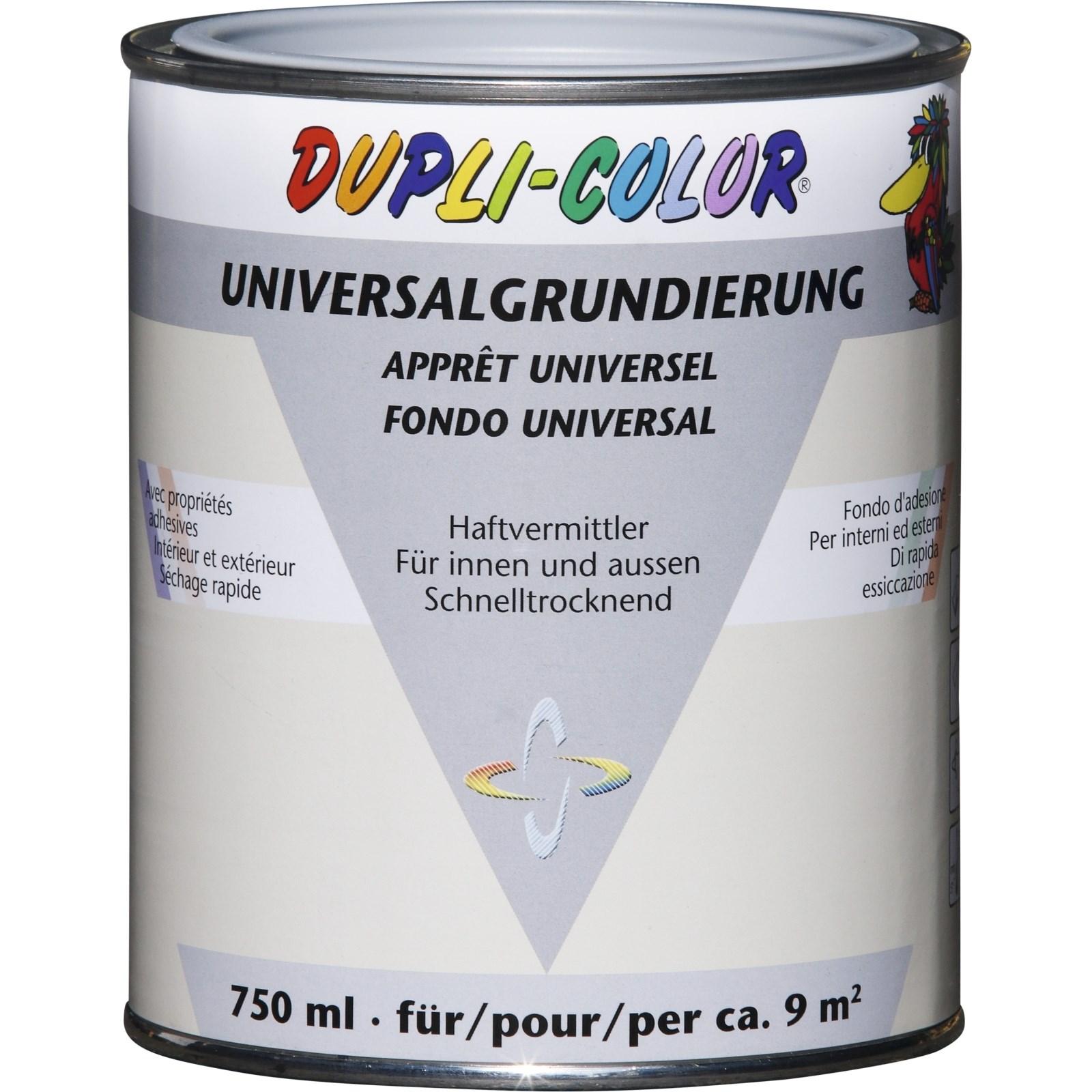 grundierung universal 750ml grau - farben / lacke - landi