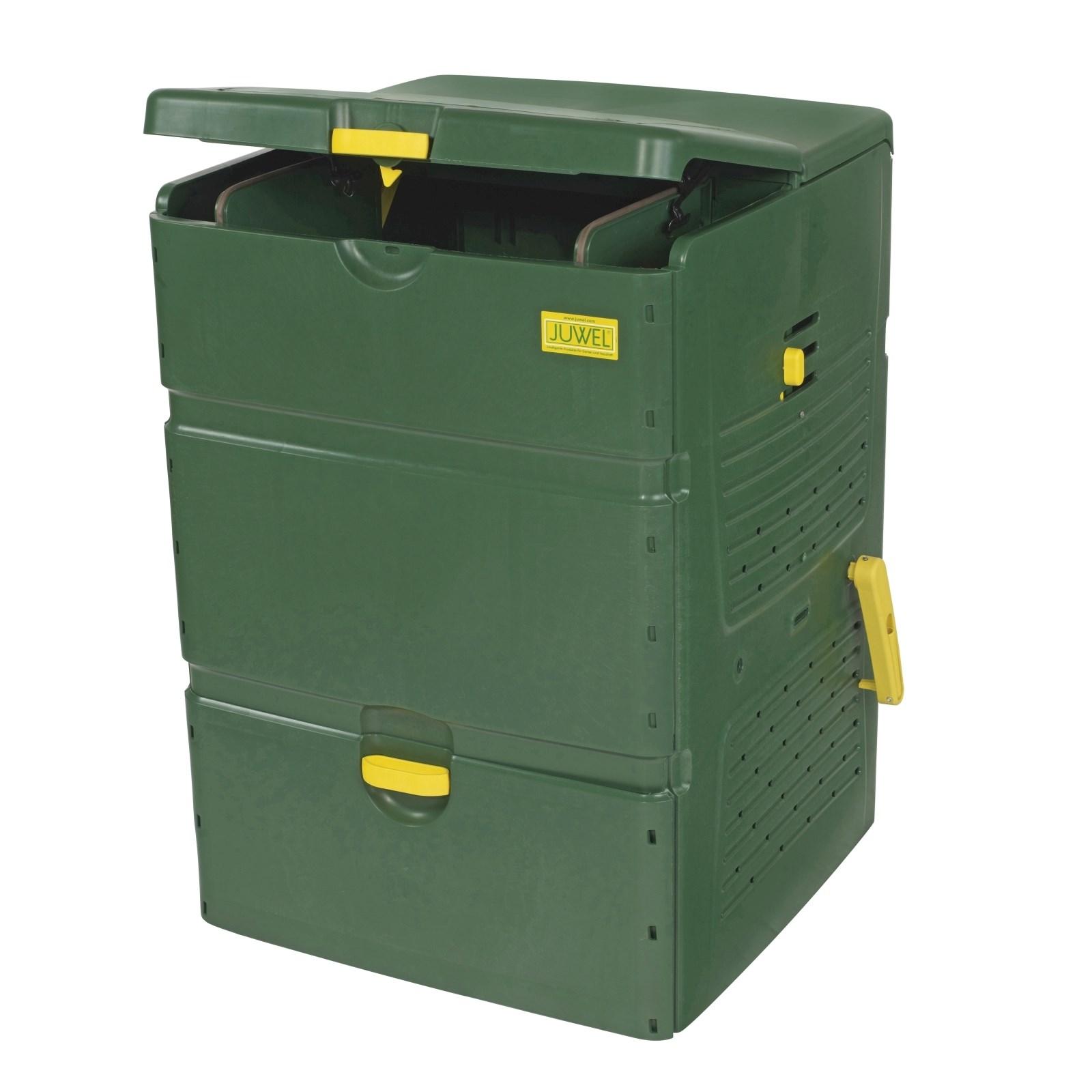 komposter aeroplus 600 l kompostieren landi. Black Bedroom Furniture Sets. Home Design Ideas