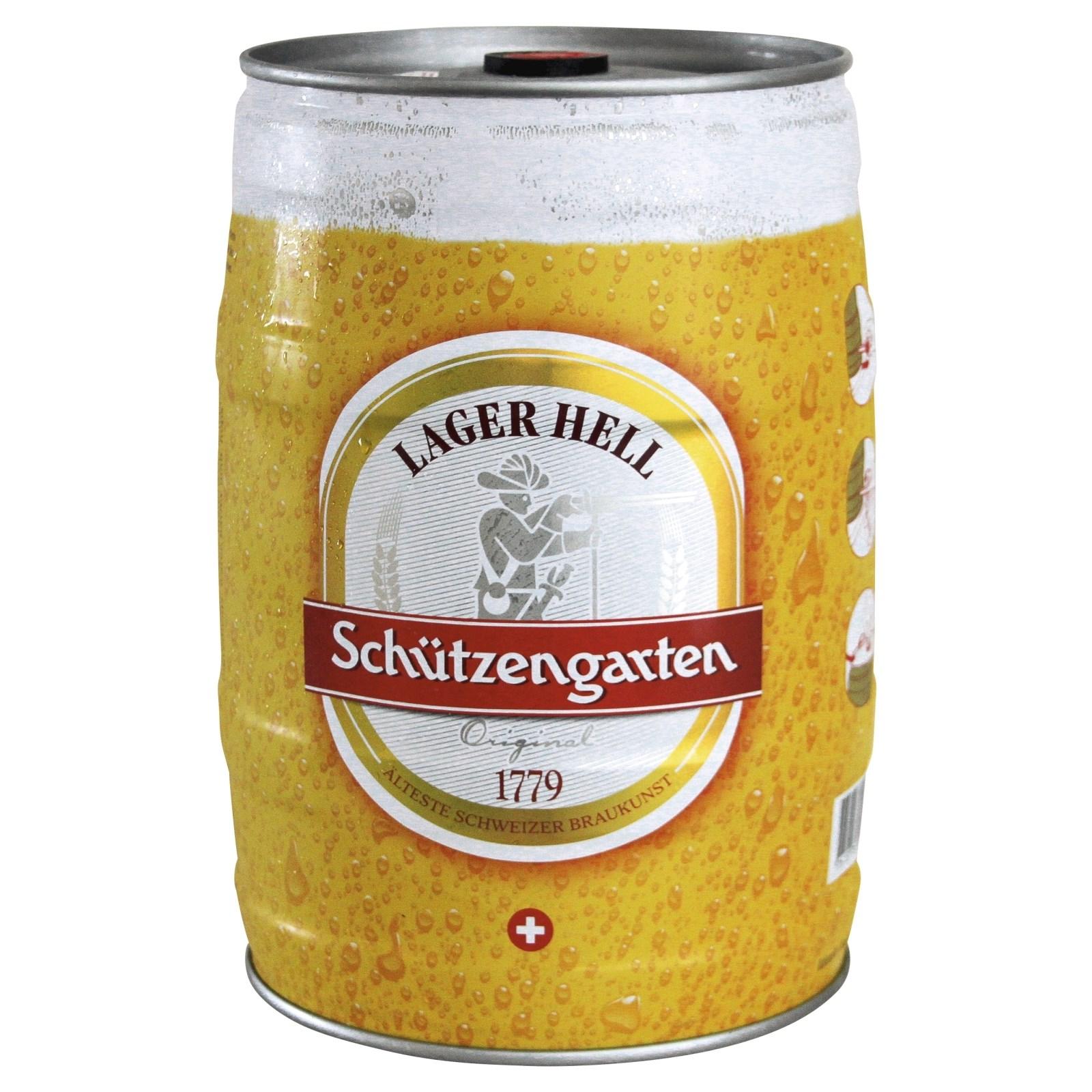 sch tzengarten lager fass 5 l biere mit alkohol landi. Black Bedroom Furniture Sets. Home Design Ideas