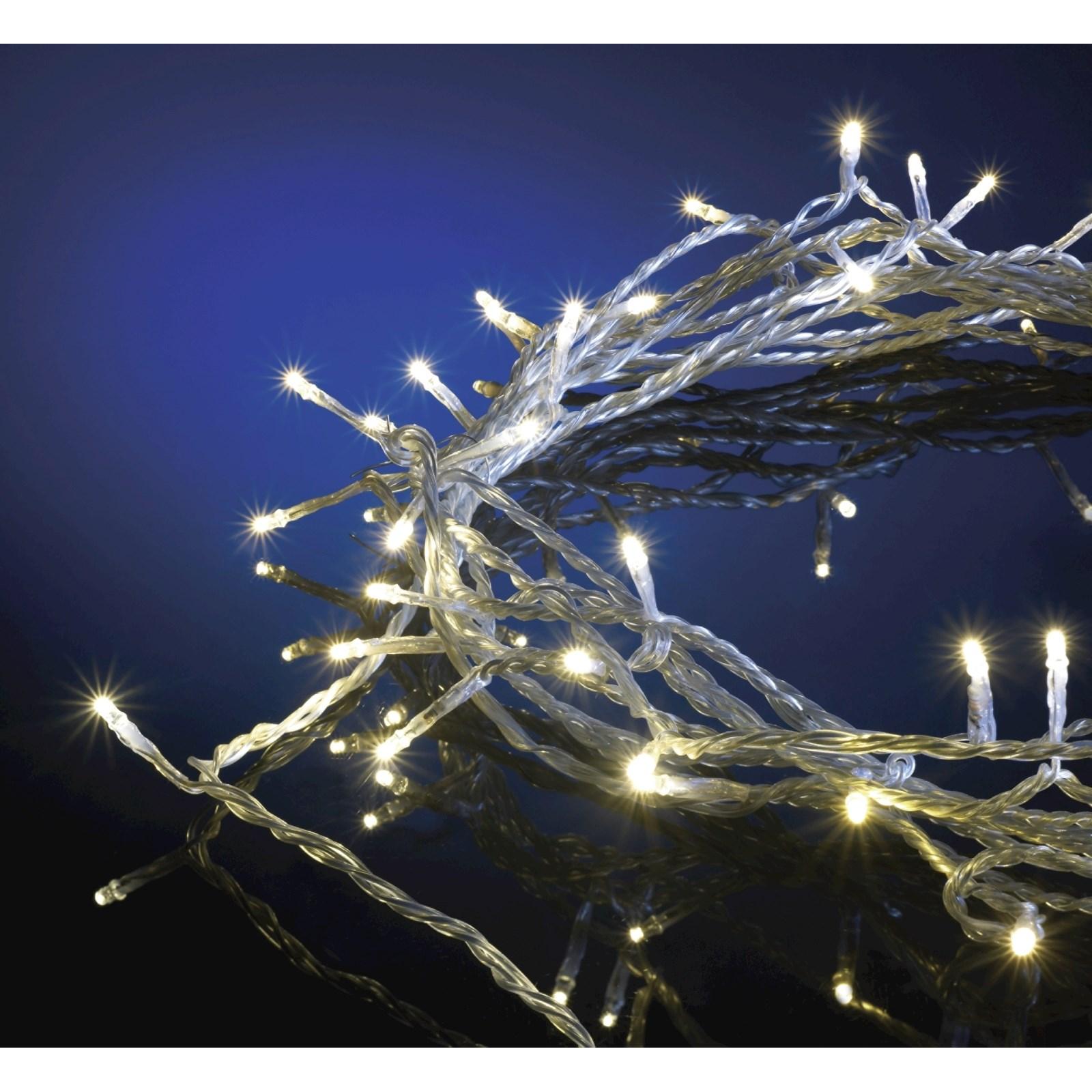 Weihnachtsbeleuchtung Auf Rechnung.Lichterkette Led 14 M Weihnachtsbeleuchtung Landi