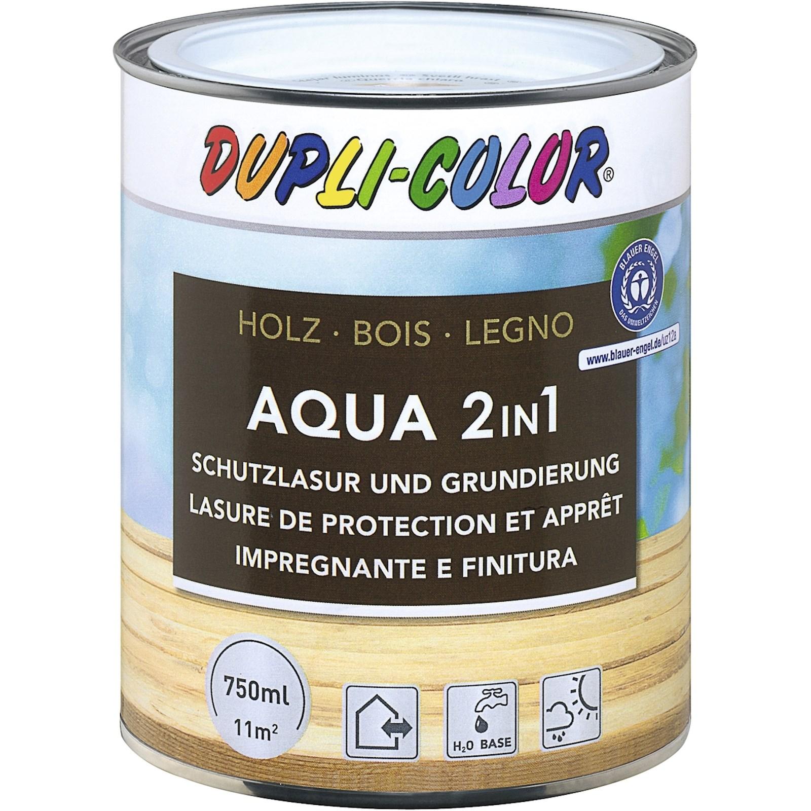 holzlasur aqua weiss 750 ml holzschutz landi. Black Bedroom Furniture Sets. Home Design Ideas