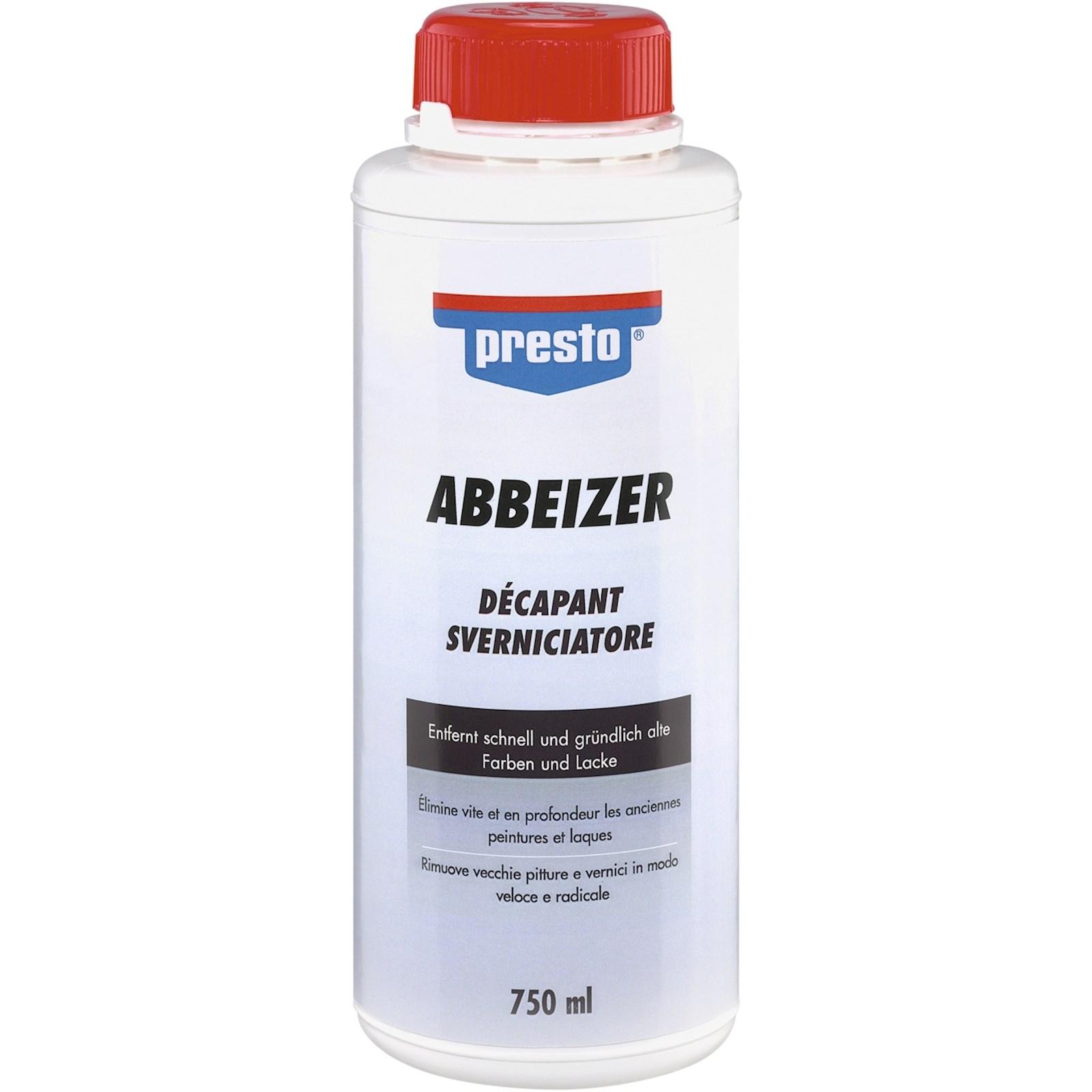 abbeizer 750 ml - farben / lacke - landi