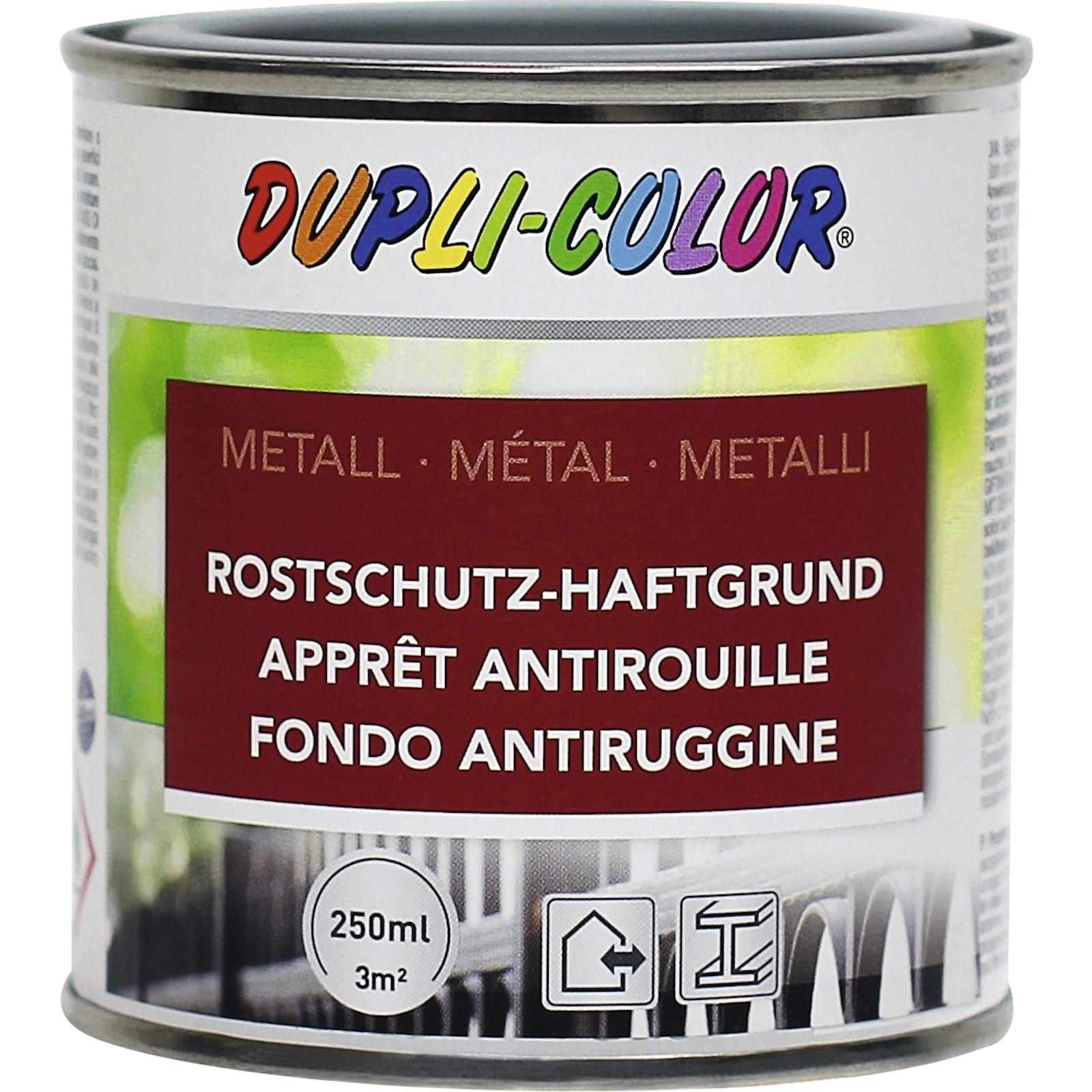 grundierung rostschutz 250ml grau - farben / lacke - landi