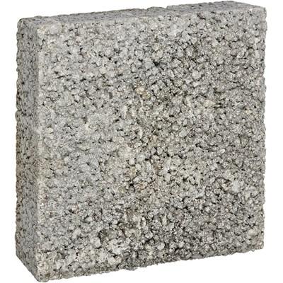 Sickerstein grau 20 × 20 × 6 cm
