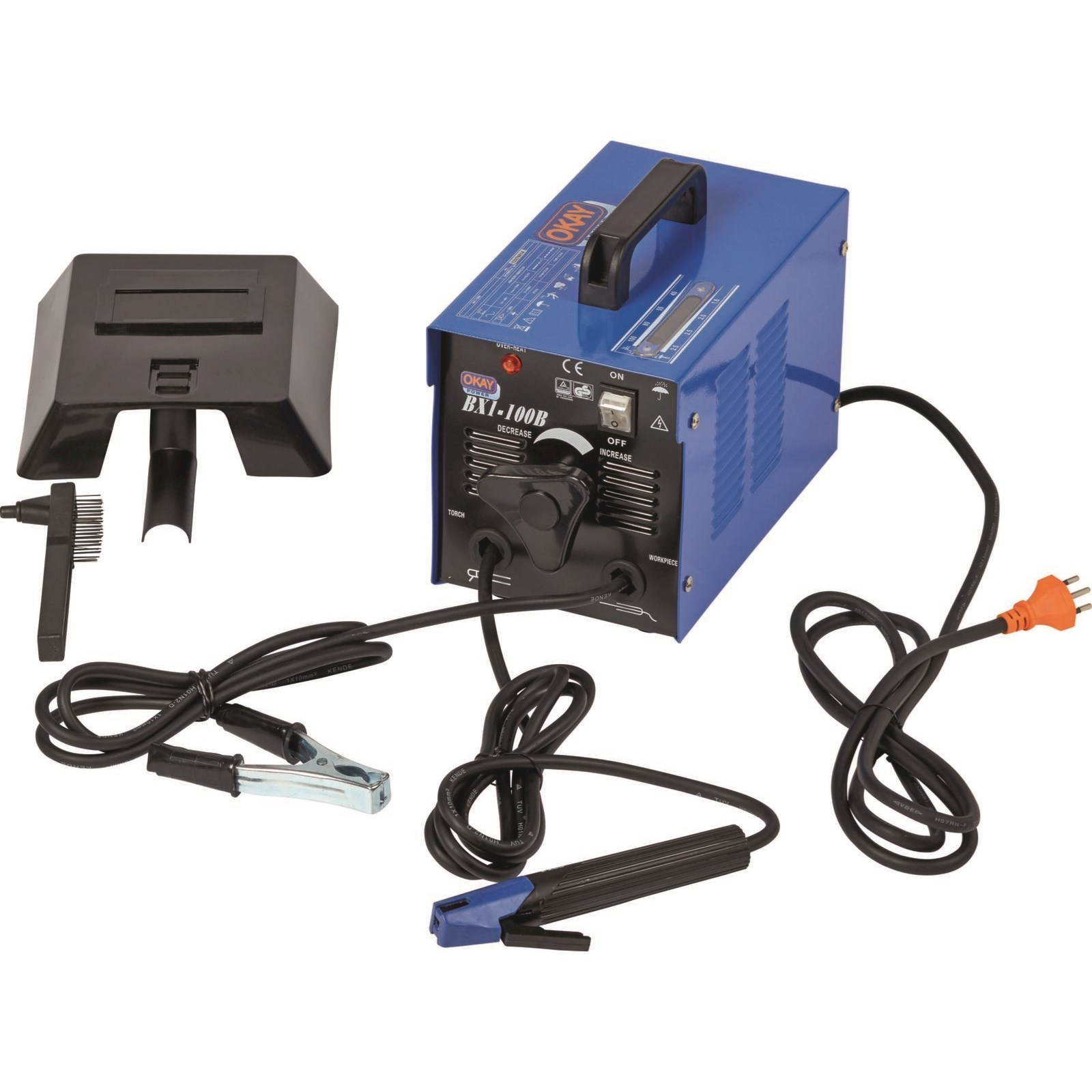 schweissgerät elektro okay power - schweissgeräte - landi