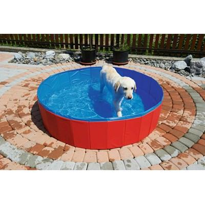 Bassin pour chiens 120×120×30cm