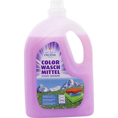Colorwaschmittel flüssig 3 l