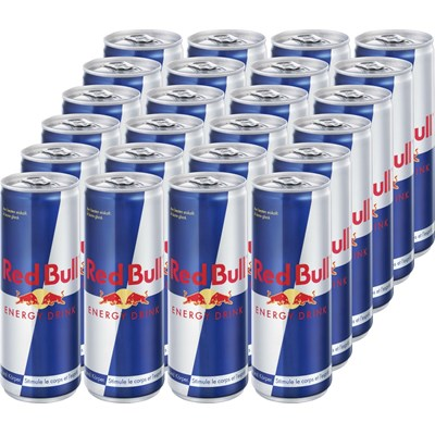 Energy Drink Red Bull Dose 24×25cl
