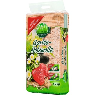 Holzwolle Erdbeeren 2,5 kg