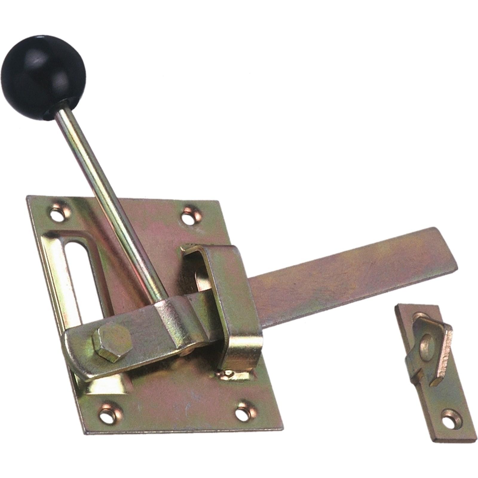 gartentorfalle verzinkt 80×100mm - beschläge - landi