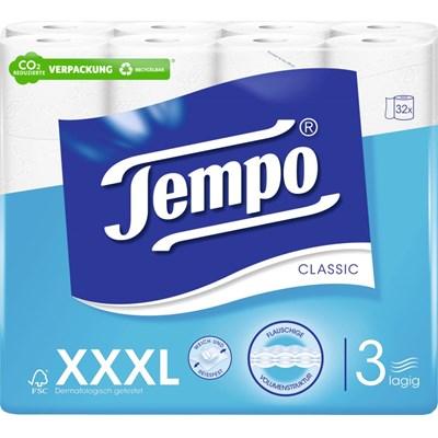 Papier toilette Tempo 32 rouleau