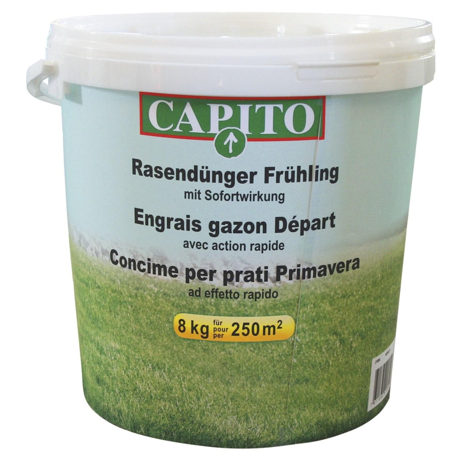 Rasendünger Kessel Capito 8 kg - Rasendünger - LANDI