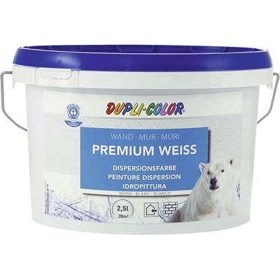 Dispersion Premium Weiss 2,5 l
