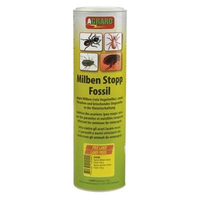 Milben Stop Fossil Agraro 100 g