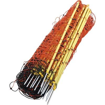 Weidezaunnetz Ziegen 50 × 1,05 m