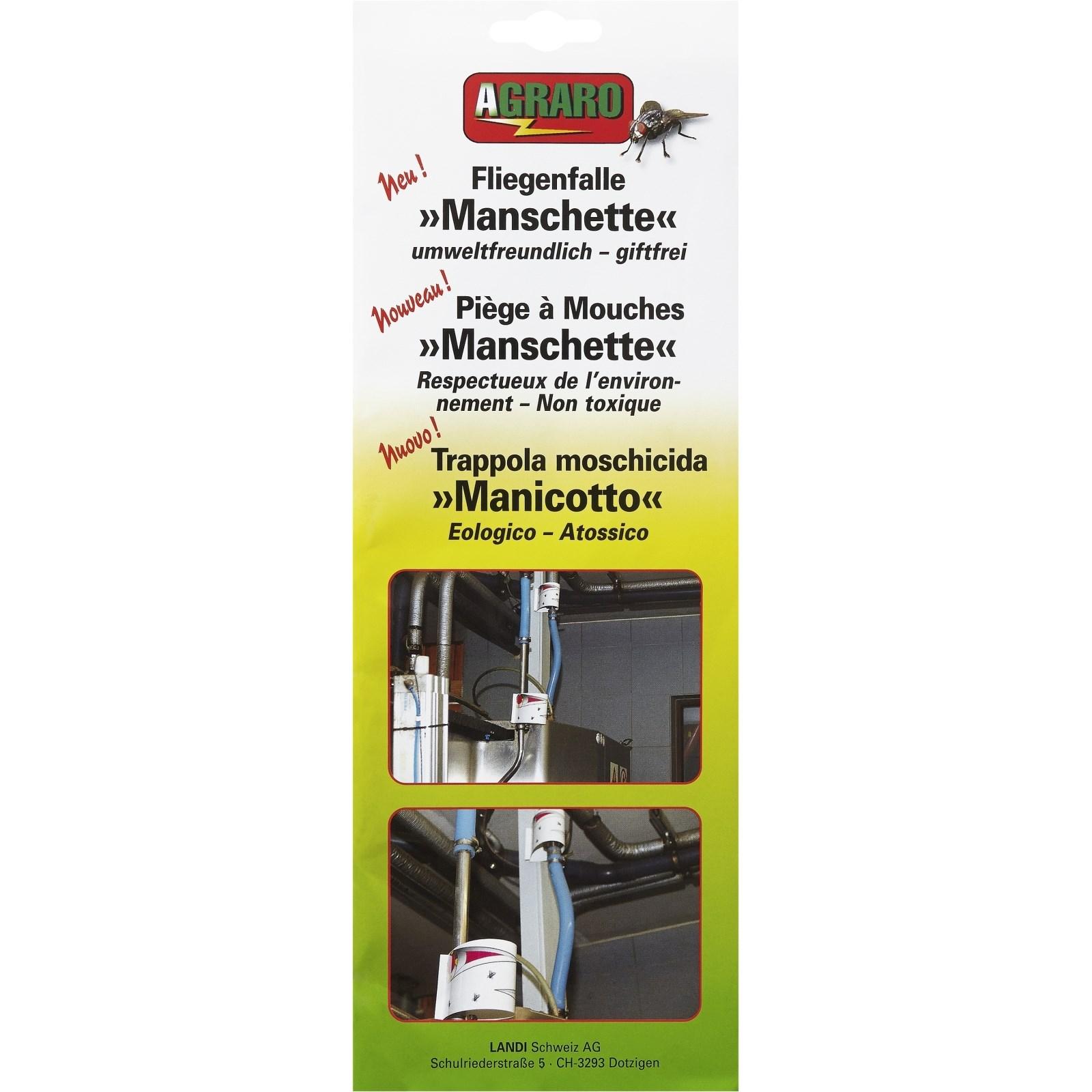 fliegen manschette agraro sch dlingsbek mpfung agrar landi. Black Bedroom Furniture Sets. Home Design Ideas