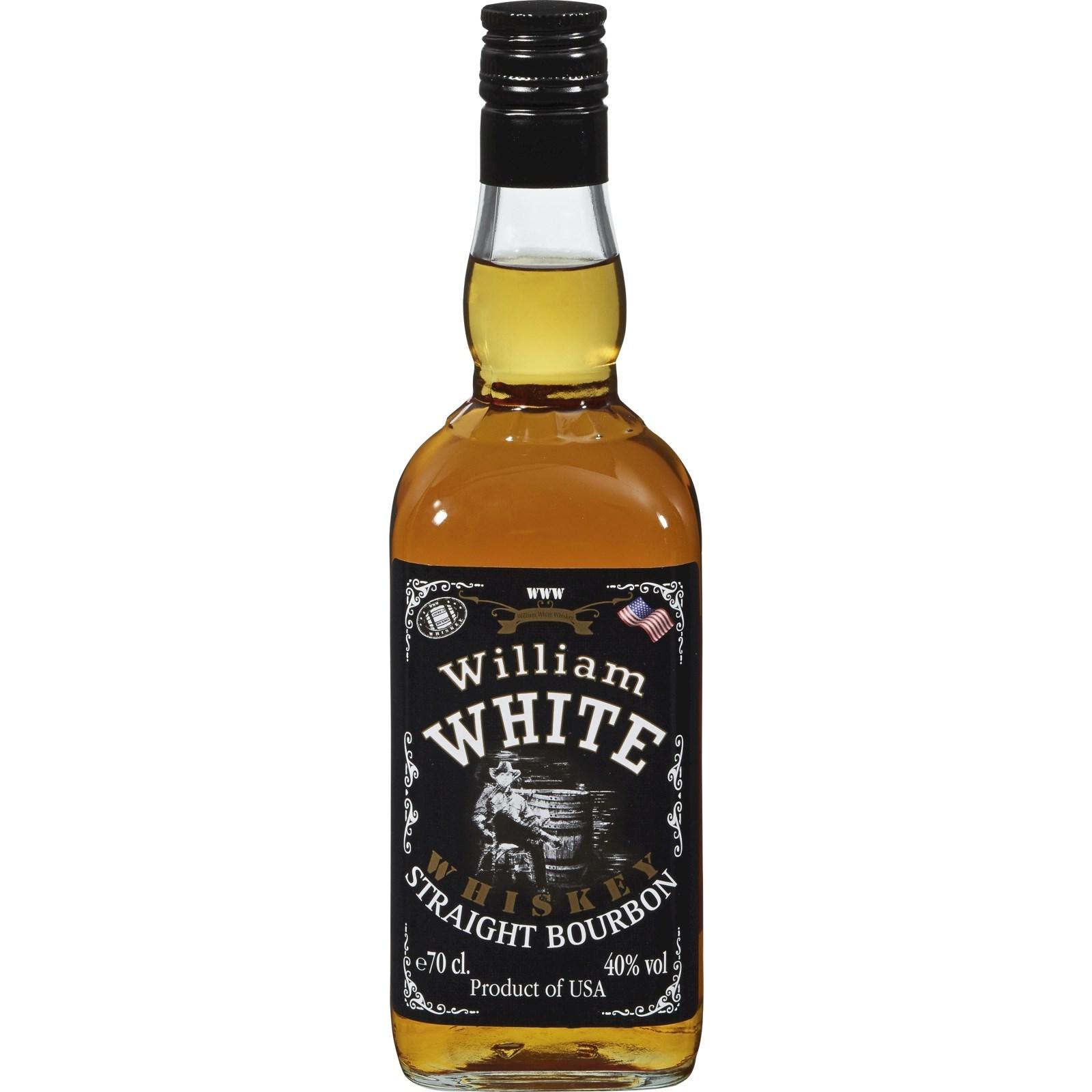 straight burbon whisky 40 70 cl gemischte schn pse landi. Black Bedroom Furniture Sets. Home Design Ideas