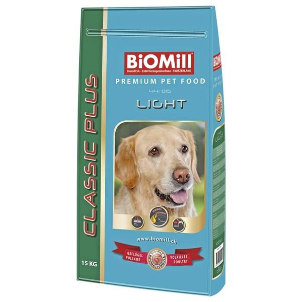 hundefutter light 441 biomill 15 kg hund trockennnahrung landi. Black Bedroom Furniture Sets. Home Design Ideas