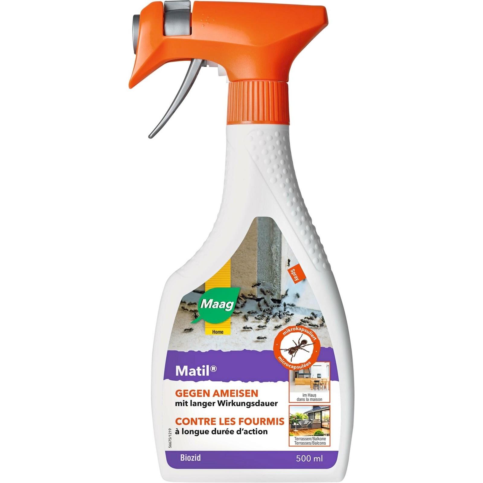 Ameisenspray Matil Maag 500 Ml Garteninsektizide Landi