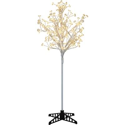 Arbre avec des fleurs 184 LED
