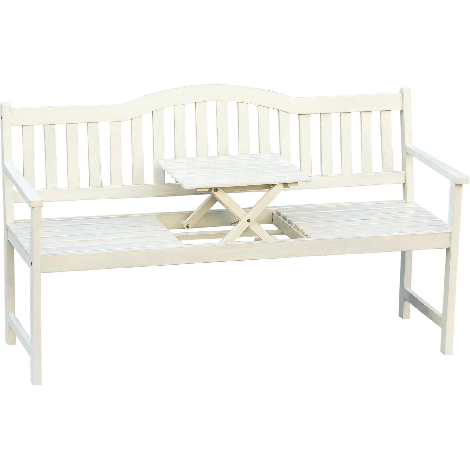 Bank Mit Tisch bank mit tisch klappbar outdoormöbel landi