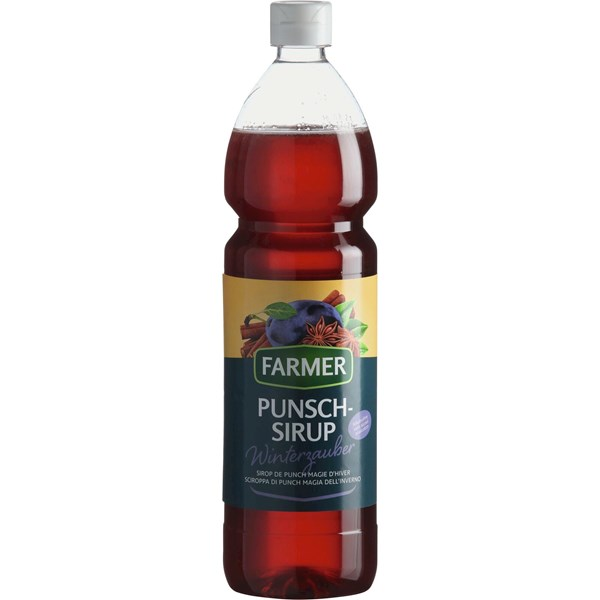 Punch magie hivernale Farmer 100 cl