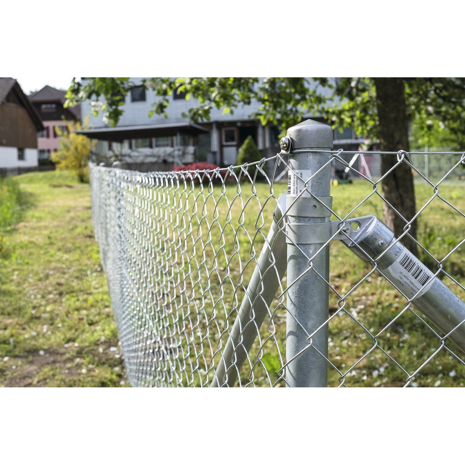 Beliebt Zaunpfosten 1,5 m, verzinkt - Pfähle / Pfosten - LANDI HE45