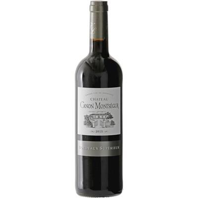 Bordeaux Sup. Canon Montsegur 75cl
