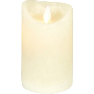 Kerze LED beweg. Flamme