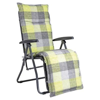 Stuhl klappbar mit Kissen