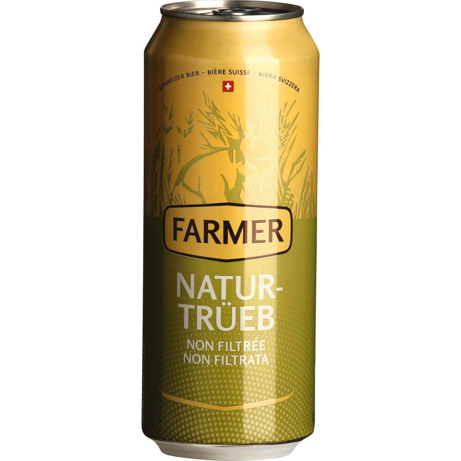 bier farmer naturtr b 50 cl biere mit alkohol landi. Black Bedroom Furniture Sets. Home Design Ideas