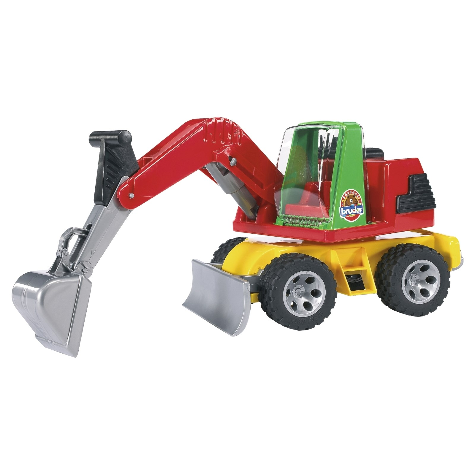 schaufelbagger roadmax - kinderspielzeug indoor - landi