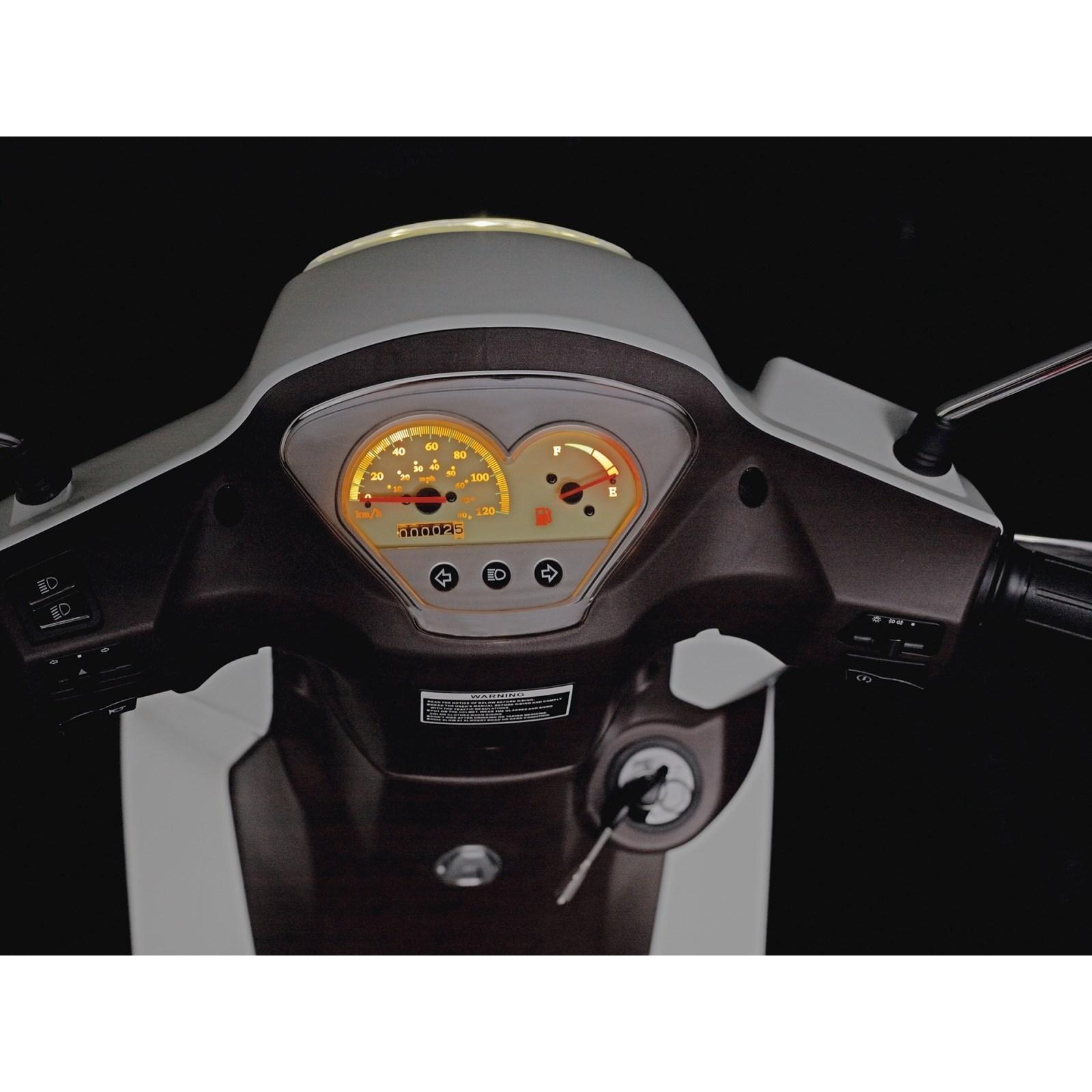 roller vengo zahara 125i scooter landi. Black Bedroom Furniture Sets. Home Design Ideas