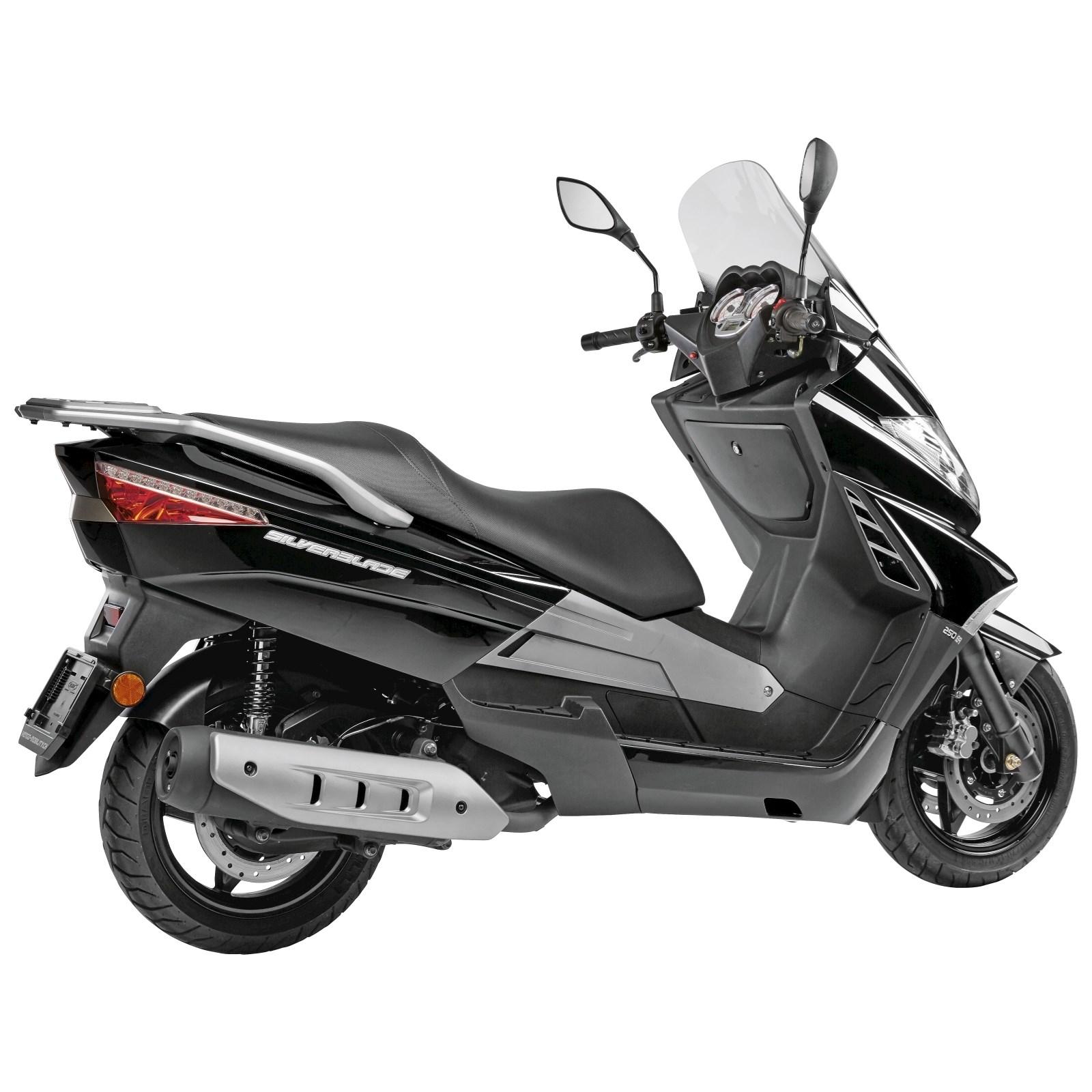 Roller Vengo Silver Blade 250i Scooter Landi