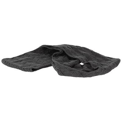 Bonnet tricoté creme. 43489. livrer. Col chaudement gris 1bca7611df7