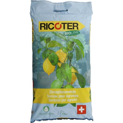 Zitruspflanzenerde Ricoter 15 l