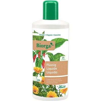 Flüssigdünger Biorga HBG 1 l