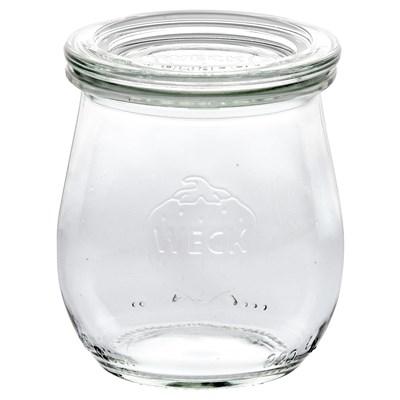 Gläser Tulpenform Weck 220 ml