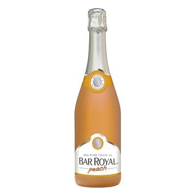 Bar Royal Peach 75 cl