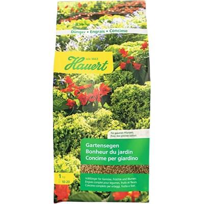 Volldünger Gartensegen HBG 1 kg