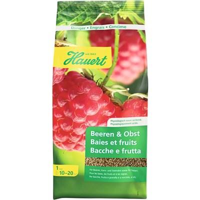 Beeren- und Obstdünger HBG 1 kg