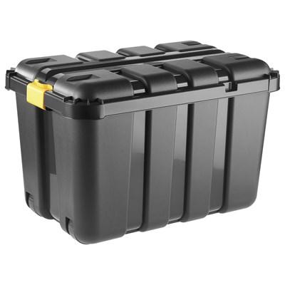 Box mit Rollen 130 l