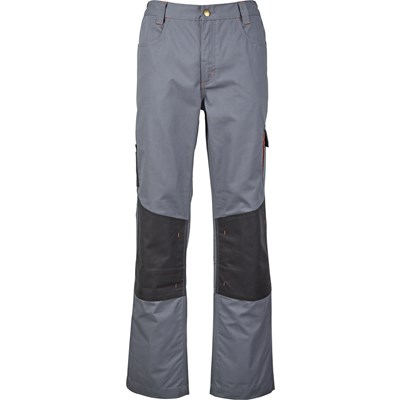 True Pantalon travail gris t. XS da6eda5a6cf0