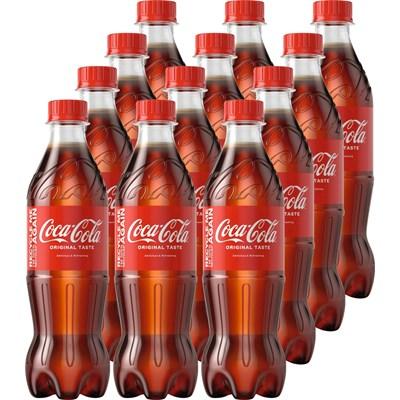 Coca-Cola 12 × 50 cl