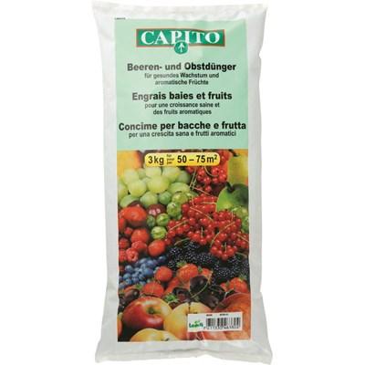 Obst- und Beerendünger Capito 3 kg