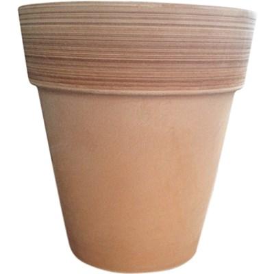 Topf Vaso natur 44 × 40 cm
