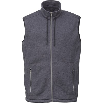 Gilet Woolshell  hommes t. S-XL