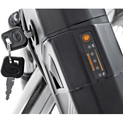 E-Bike Trelago Glider Black 28''