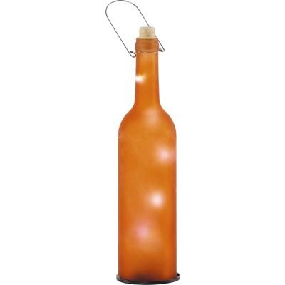 Flaschenleuchte Glas LED