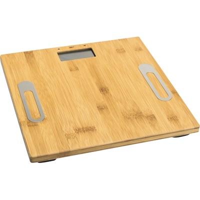Pèse personne bambu